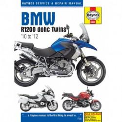 BMW R1200 dohc 2010 - 2012