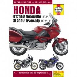 Honda NT700V Deauville & XL700V Transalp 2006 -20 13