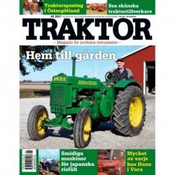 Traktor nr 5 2021