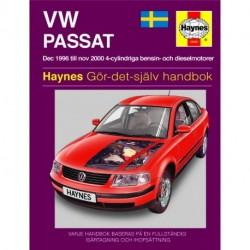 VW Passat dec 1996 - Nov  2000