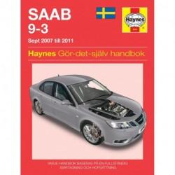 Saab 9-3 2007 - 2011