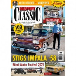 Bilsport Classic nr 11 2021