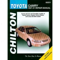 Toyota Camry Camry Solara Avalon and Lexus ES 300 Chilton Repair Manual for 1997-01