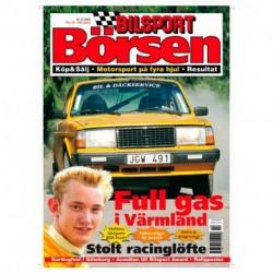 Bilsport Börsen nr 10  2002