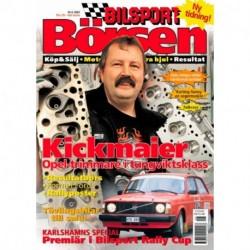 Bilsport Börsen nr 6  2002