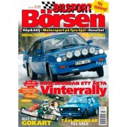 Bilsport Börsen nr 3  2002