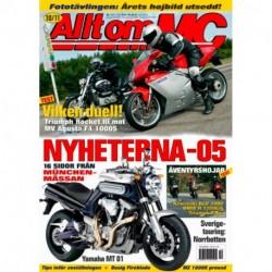 Allt om MC nr 10  2004