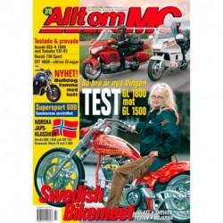 Allt om MC nr 7  2001