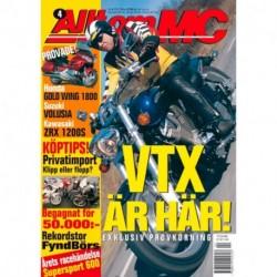 Allt om MC nr 4  2001