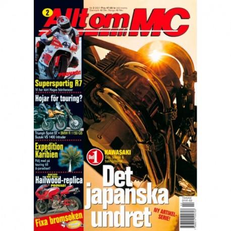 Allt om MC nr 2  2001