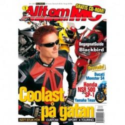Allt om MC nr 1  2001