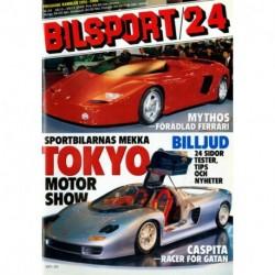 Bilsport nr 24  1989