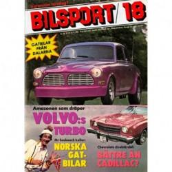 Bilsport nr 18  1980