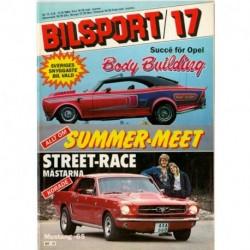Bilsport nr 17  1983