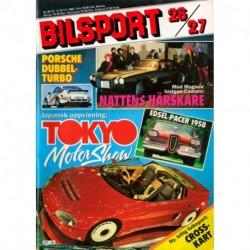 Bilsport nr 26  1985