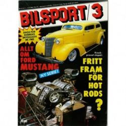 Bilsport nr 3  1982