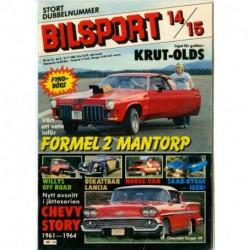 Bilsport nr 14  1982