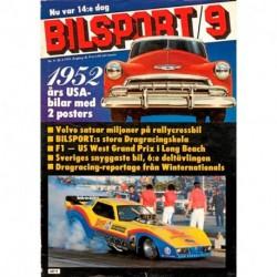 Bilsport nr 9  1979