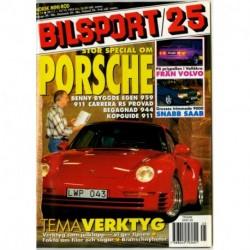 Bilsport nr 25  1995