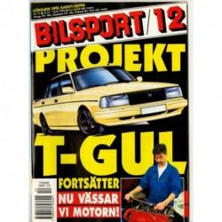 Bilsport nr 12  1995