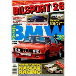 Bilsport nr 26  1994