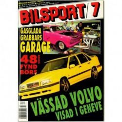 Bilsport nr 7  1994