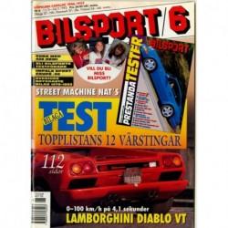Bilsport nr 6  1993