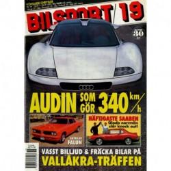 Bilsport nr 19  1992