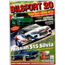 Bilsport nr 20  2005