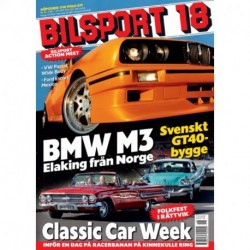 Bilsport nr 18  2005