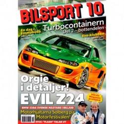 Bilsport nr 10  2005