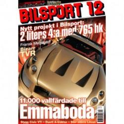 Bilsport nr 12  2004