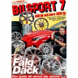 Bilsport nr 7  2004