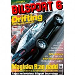 Bilsport nr 6  2004