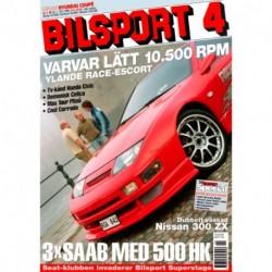 Bilsport nr 4  2004