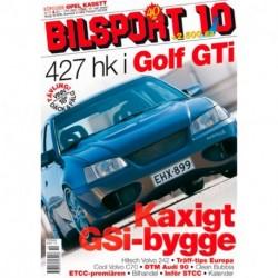 Bilsport nr 10  2002