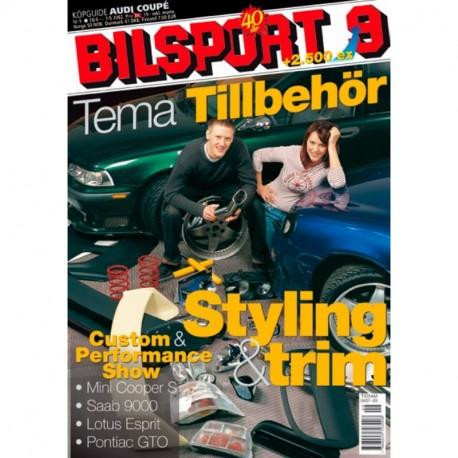 Bilsport nr 9  2002