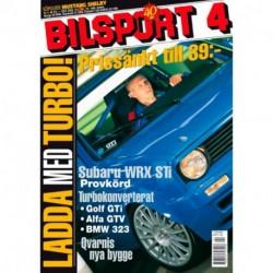 Bilsport nr 4  2002