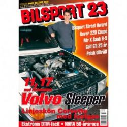 Bilsport nr 23  2001