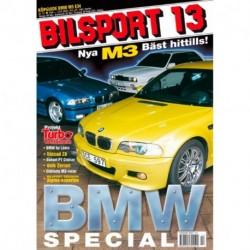 Bilsport nr 13  2001