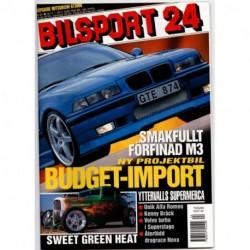 Bilsport nr 24  2000