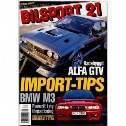 Bilsport nr 21  2000
