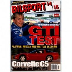 Bilsport nr 14  2000
