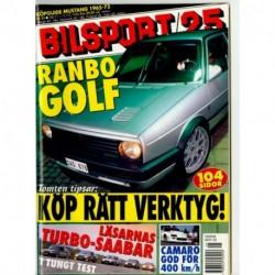 Bilsport nr 25  1996