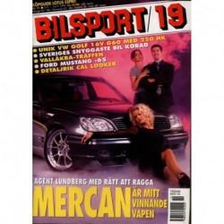 Bilsport nr 19  1998