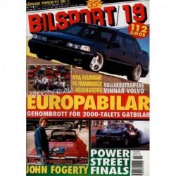 Bilsport nr 19  1997
