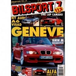 Bilsport nr 7  1997