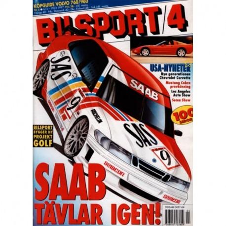 Bilsport nr 4  1997