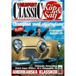 Bilsport Classic nr 7  2003