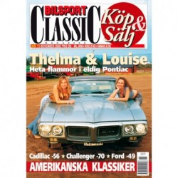 Bilsport Classic nr 11  2002